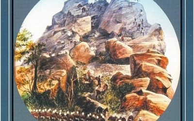 Battle for Moorosi's Mountain